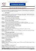 Prothésiste dentaire - Chambre de Métiers et de l'Artisanat des ... - Page 3