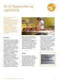 Rygsmerter og rygtræning - Lev Vel - Page 2