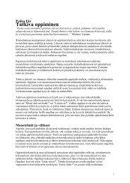 Tutkiva oppiminen - Edu.fi