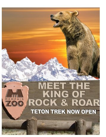 Download the Teton Trek Presskit [PDF] - Memphis Zoo