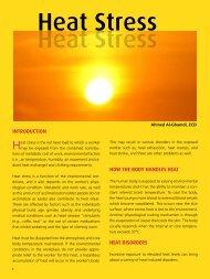 Heat Stress - Saudi Aramco