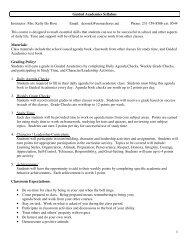 Guided Academics Syllabus 2012-2013 - Mona Shores Blogs