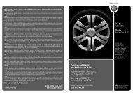 """Škoda Roomster (5J7) Poklice """"SATELLITE"""" pro kolo 6J x 15"""" ET 43 ..."""