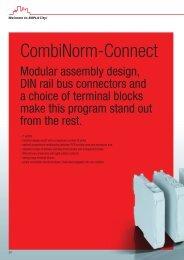 CombiNorm-Connect - Phoenix Mecano Kft.
