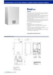 Ecosi CPA - Certificazione energetica edifici