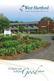 West Hartford Health & Rehabilitation Center