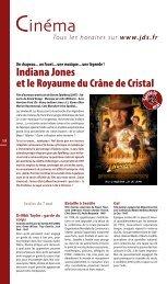 Indiana Jones - JDS.fr