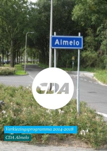 verkiezingsprogramma_CDA_Almelo