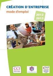 Guide Création d'entreprise - Bordeaux