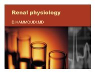 renal phys resumed - Sinoe medical homepage.