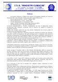 """I.T.I.S. """"MAGISTRI CUMACINI"""" - Page 2"""