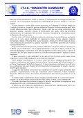 """I.T.I.S. """"MAGISTRI CUMACINI"""" - Page 4"""