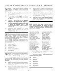 língua portuguesa e literatura brasileira (lplb) - Uff - Page 2