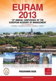 Download the Programme Book ISBN 978-975-8400-35-5