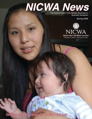 Spring 2008 - National Indian Child Welfare Association