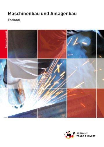 Estland - Maschinenbau und Anlagenbau Geschäftspraxis