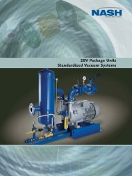 2BV Package Units Standardized Vacuum Systems