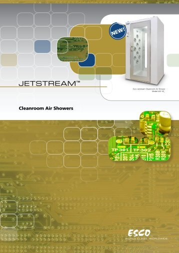 JETSTREAM™ - Esco