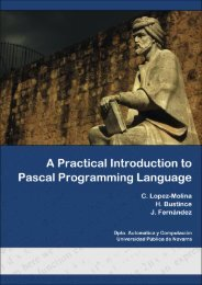 A practical introduction to Pascal programming language - GIARA