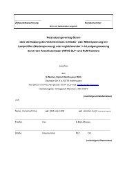 Netznutzungsvertrag-Strom über die Nutzung des Verteilernetzes in ...