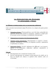 010 - Organisation et Accords internationaux.pdf - Aero training