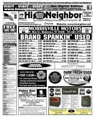 2-4-13 - The Hi Neighbor
