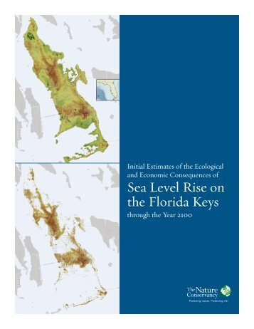 Sea Level Rise on the Florida Keys - The Florida Reef Resilience ...