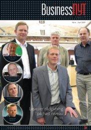 Leverer rådgivning på højt niveau - businessnyt.dk