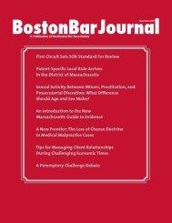 BostonBarJournal - Boston Bar Association