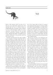 Editorial - Zoogdierwinkel
