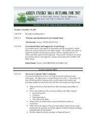Download Agenda - Infocast