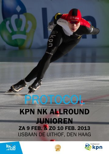 Protocol NK AllRound junioren