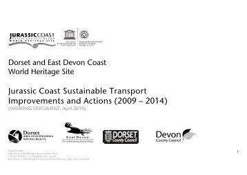Dorset And East Devon Coast World Heritage Site - Jurassic Coast