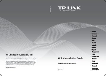 Untitled - TP-Link