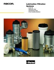 Lubrication Filtration Systems - Bolland Machine