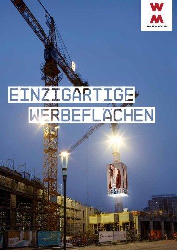 Einzigartige WerbefLAchen - Wolff & Müller