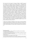 International Standards on Conscientious Objection to Military Service - Page 7
