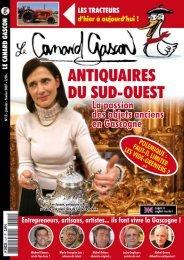 ANTIQUAIRES DU SUD-OUEST - Le Canard Gascon
