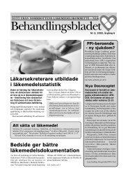Behandlingsbladet nr 3/03 - NLLplus.se, Norrbottens Läns Landsting