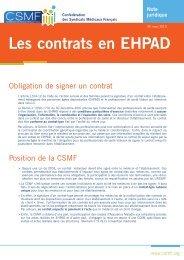 Lire la note juridique - CSMF