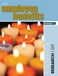RESEARCH l2011 - Employee Benefits