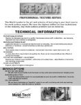 Mold Texture Repair - Mold-Tech - Page 2