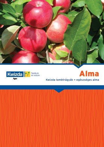 Kwizda lombtrágyák = egészséges alma