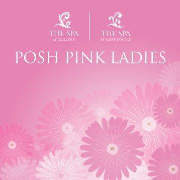 4923S Posh Pink Ladies Package Amended.indd - Hastings Hotels