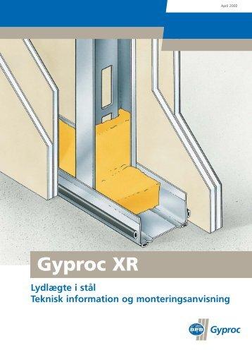 Gyproc XR