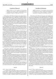 ORDE 85/2010, de 15 de novembre, de la Conselleria d'Educació ...