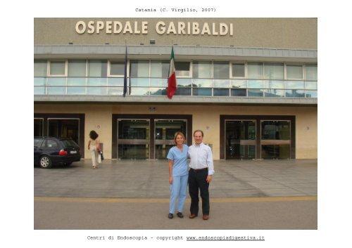 Catania (C. Virgilio, 2007) - EndoscopiaDigestiva.it
