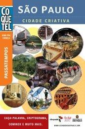 Revista Coquetel - Imprensa - São Paulo Turismo