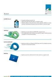 proclima - accessori - Naturalia Bau