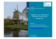 Introduction: Highlights in the IEA Implementing Agreement Demand ...